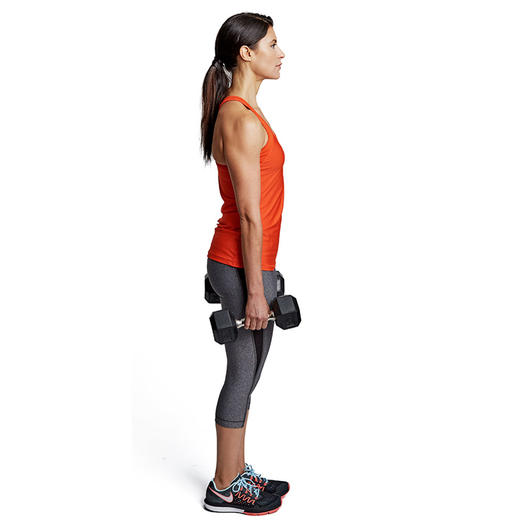 Dumbbell Workout For Strength-Training Your Legs And Lower