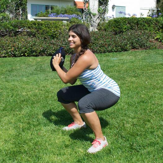 Total Body String Bikini Body Workout To Burn Fat
