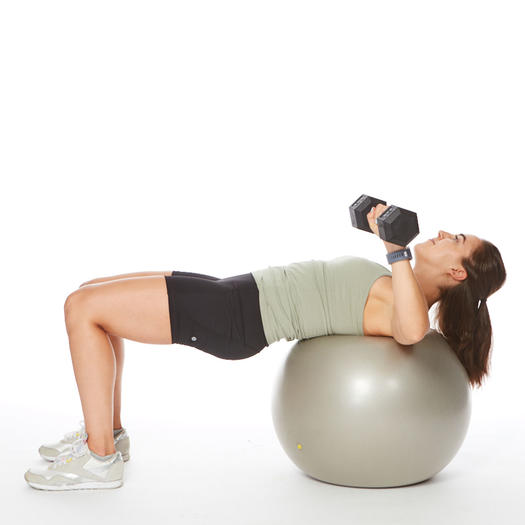 The Best Chest Workout for Women | Shape Magazine