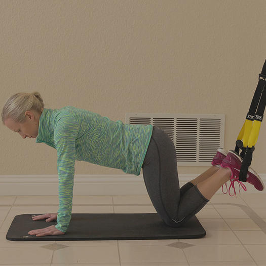 TRX Suspension Training Workout for Total-Body Toning