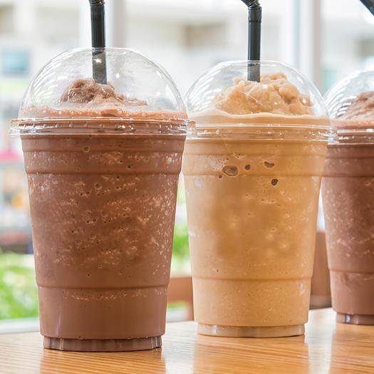 frozen coffee drinks unhealthy drinks