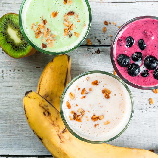fruit smoothies healthy drinks