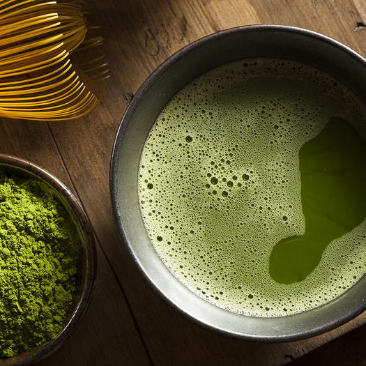 green tea anti aging food