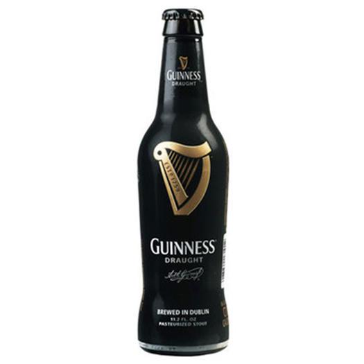 guiness beer bottle