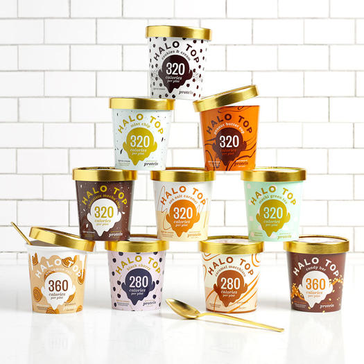 halo top healthy ice cream