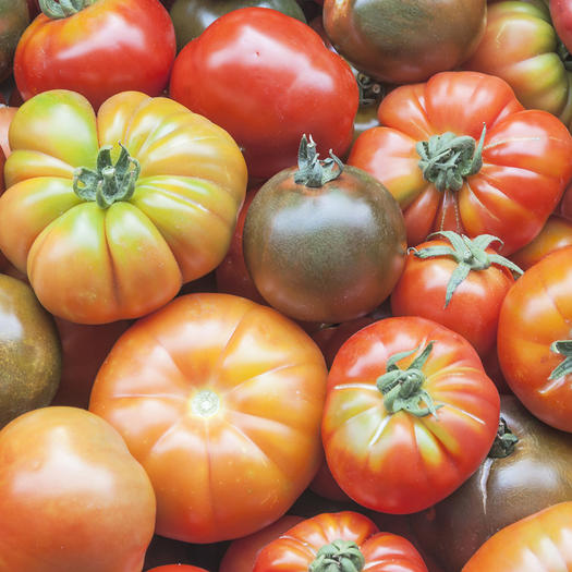 health benefits tomatoes for good skin and hair