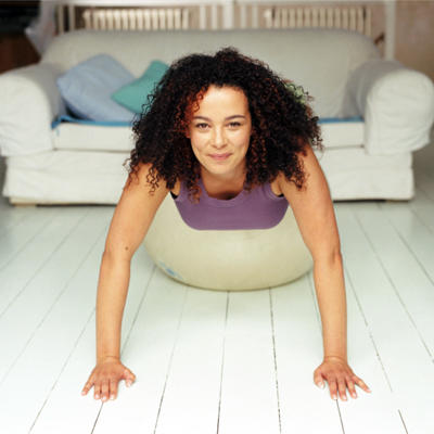 The ultimate home workout routine shape magazine