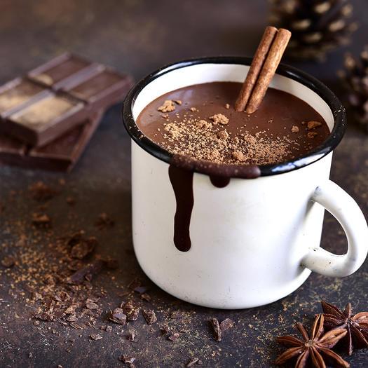 hot chocolate healthy drinks