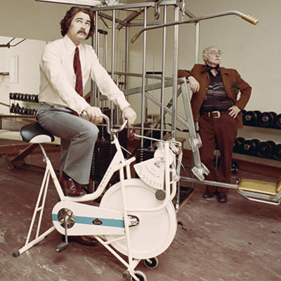 popular fitness equipment then and now  shape magazine