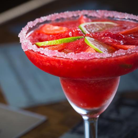 least healthy drinks frozen cocktails strawberry daiquiri
