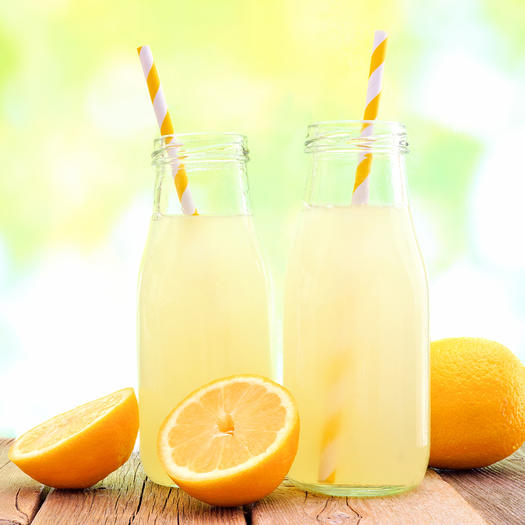 lemonade not healthy thing to drink