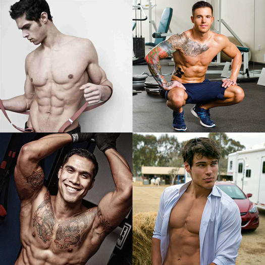 062a4afb61a2 Photos of Hot Shirtless Guys | Shape Magazine