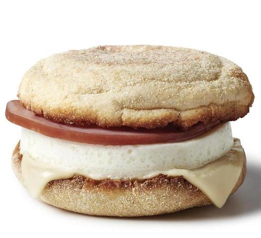 mcdonalds healthy fast food breakfast low calorie