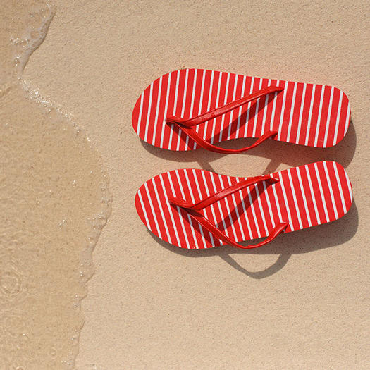1d6b005123 Cute Sandals That Won't Cause Foot Pain (Like Flip Flops Do) | Shape ...