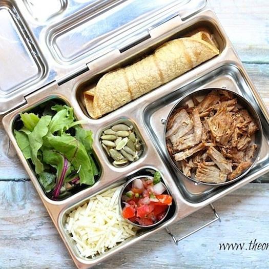 Taco Tuesday Lunch Bento Box idea