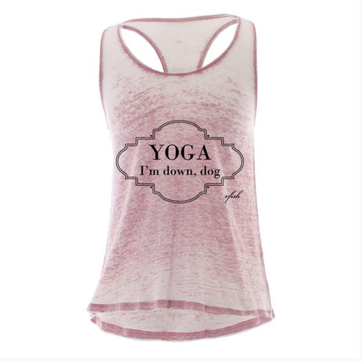 eed0559a Inspire Your Flow: 20 Funny Yoga Tank Tops for Women | Shape Magazine