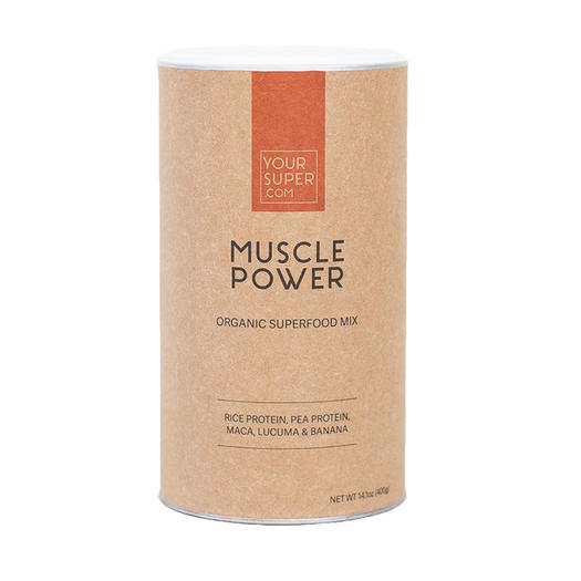 best plant based protein powders your super muscle power superfood mix