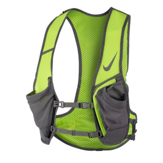 nike grey running vest unisex