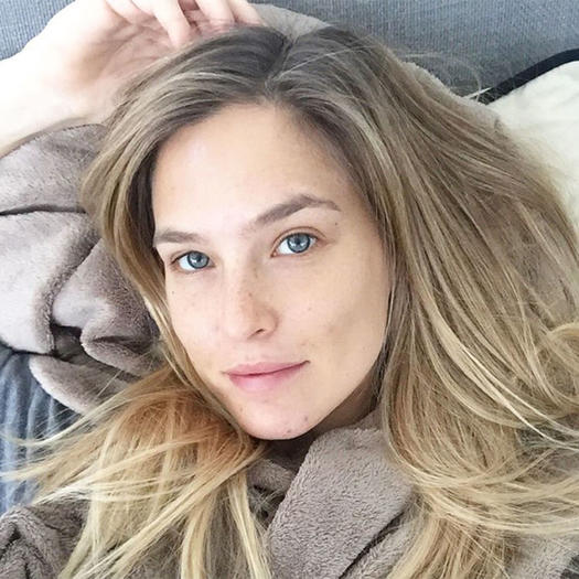Our Favorite No-Makeup Celebrity Selfies | Shape Magazine бар рафаэли