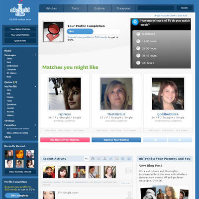 what is a popular online dating site