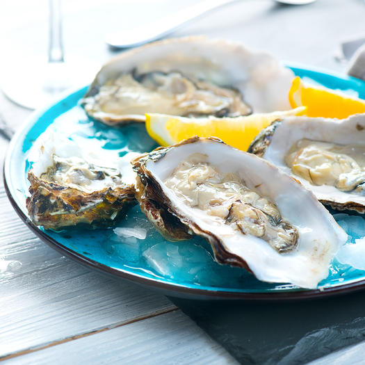oysters health benefits skin and hair
