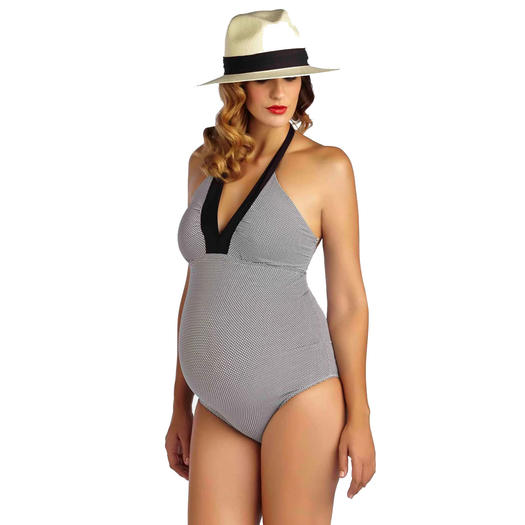 Pez D'Or Montego Bay One-Piece Maternity Swimsuit