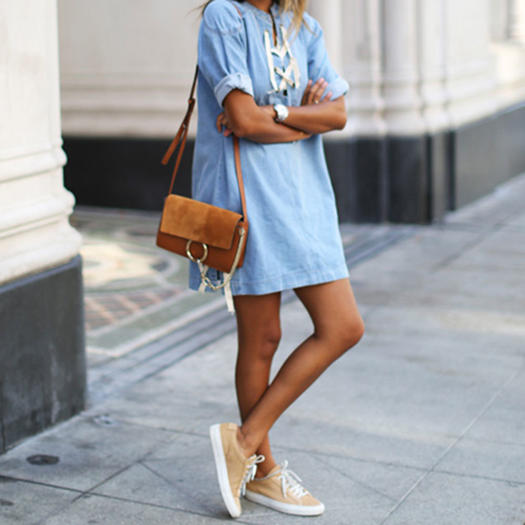 4e25d40515f 13 Types of Dresses You Can Wear with Sneakers | Shape Magazine