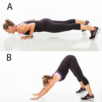 bodyweight workout plan perfect for summer travel  shape