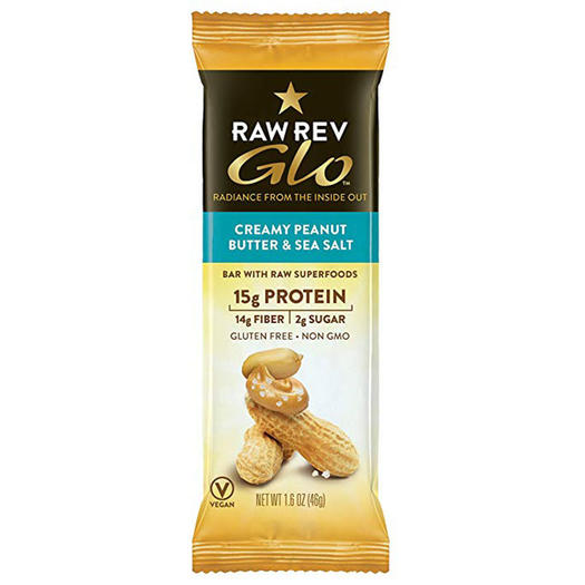 best keto protein bars raw rev peanut butter