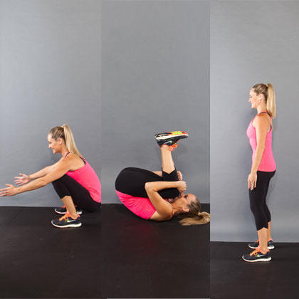 lowerbody exercises 12 squat variations for better