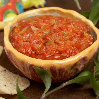your Weight Loss Program with Mexican foods -Salsa