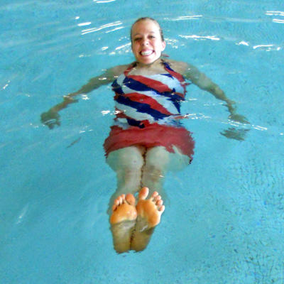 96ee79caa1 How to Burn Calories in the Pool—Without Swimming a Single Lap ...