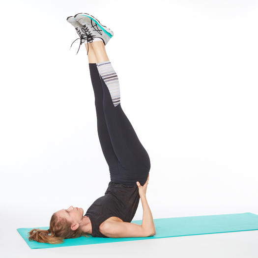 shoulder stand best exercises for women