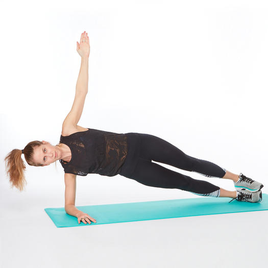 side plank best exercises for women