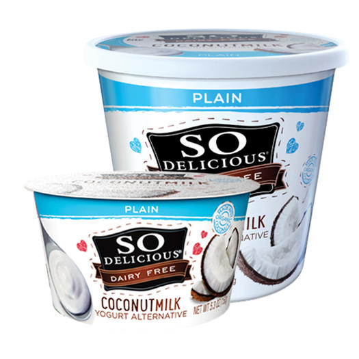 so delicious coconut milk vegan yogurt brand