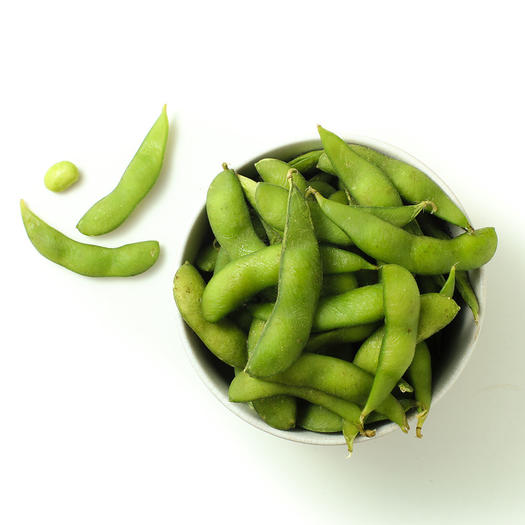 healthy soy beans good for skin