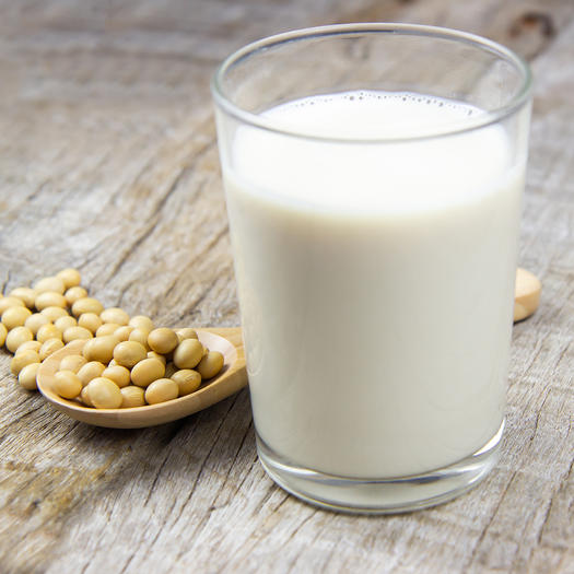soy milk healthy drinks