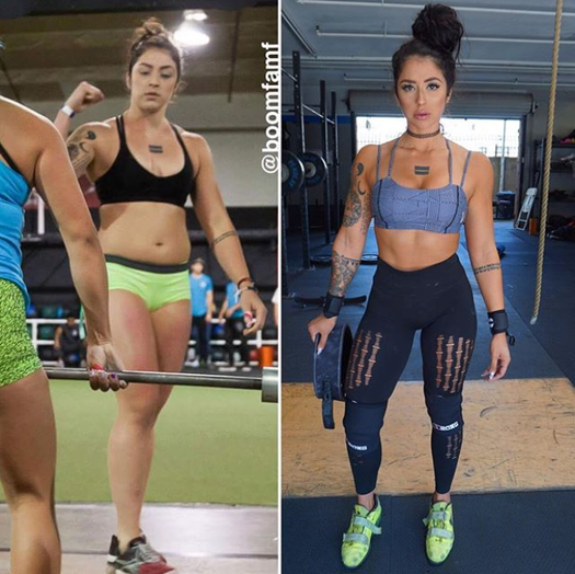 Body Transformations That Ll Inspire You To Start Lifting
