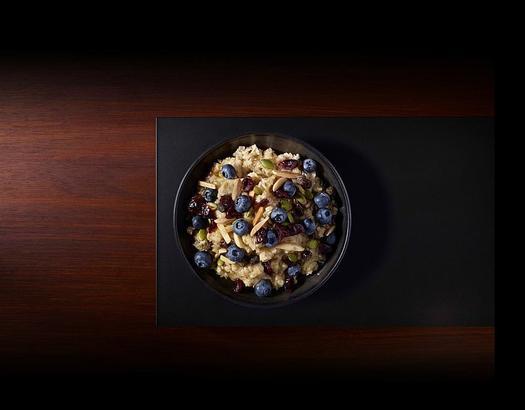 starbucks healthy breakfast order oatmeal