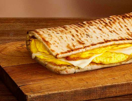 subway healthy fast food breakfast sandwich