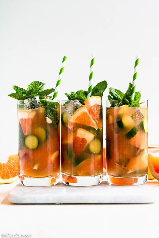 The 10 Best Summer Cocktails (That Happen to Be Healthy-ish)
