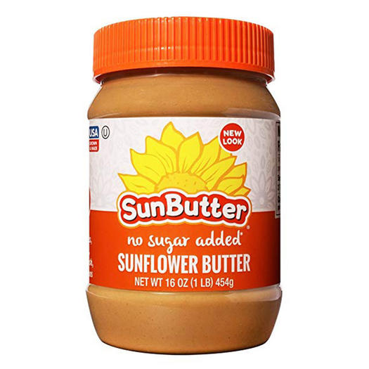 sunflower butter keto snack from amazon