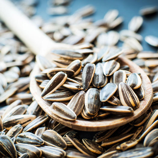 sunflower seeds for good skin