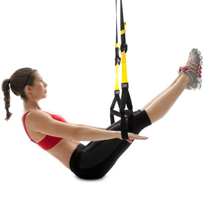 totalbody trx workouts  shape magazine