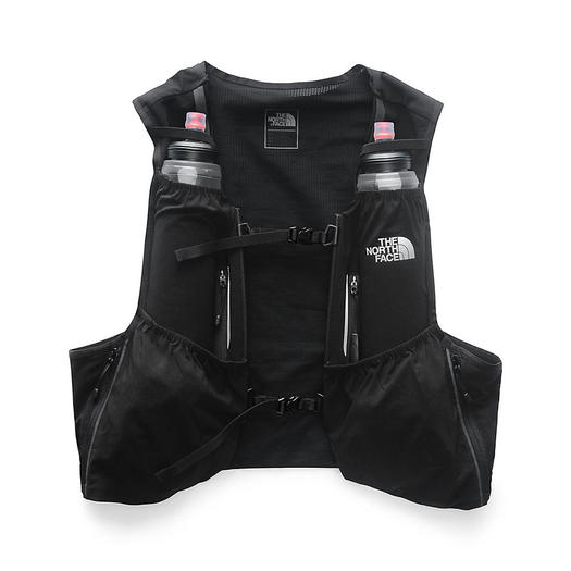 the north face trail running vest