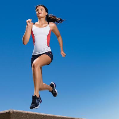 the anyone can run running workout plan  shape magazine