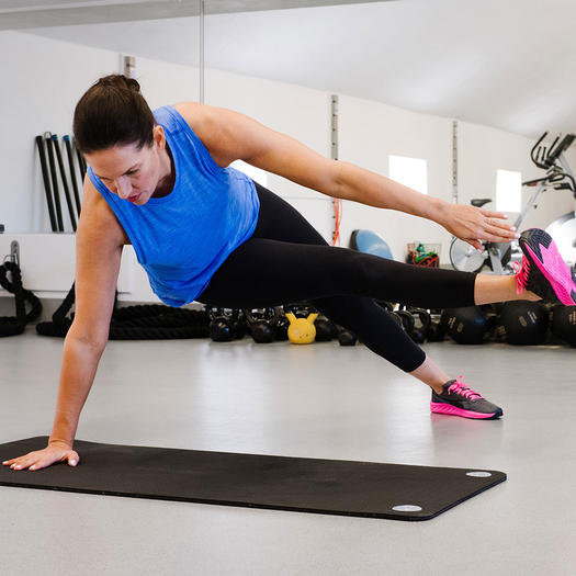Treadmill Interval Workout: How to Do Tabata on the