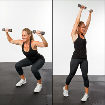 celebrity workouts four moves for thinner thighs  shape