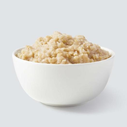 wendy's fast food healthy low-calorie breakfast