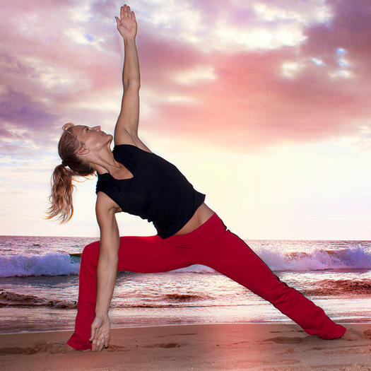 Advanced Yoga Poses To Revamp Your Vinyasa Routine Shape Magazine